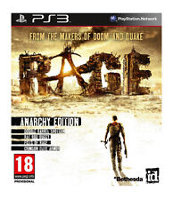 Rage -- Anarchy Edition (Sony PlayStation 3, 2011)