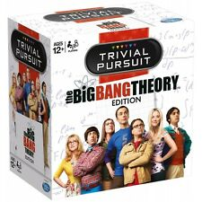 Trivial Pursuit The Big Bang Theory Edition Brand New