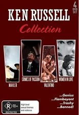 KEN RUSSELL - COLLECTION - 4 FILMS (4 DVD SET) BRAND NEW!!! SEALED!!!