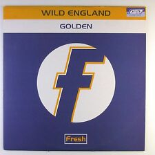"""12"""" Maxi - Wild England - Golden - C1407 - washed & cleaned"""