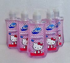 5 Dial Hello Kitty Hand Soap 7.5 Oz