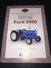 Atlas Edition - Ford 5000 - Model Tractor
