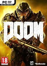 Doom PC including Demon Multi Player Pack New and Sealed