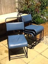 Vintage Retro Chairs - Set of 4