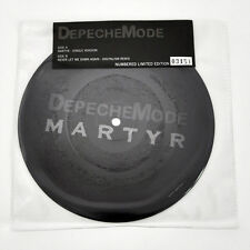 "DEPECHE MODE - Martyr, 7"" Single Picture Disc, Limited numbered - NEU/MINT RARE"