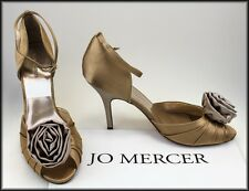 JOANNE MERCER WOMEN'S HIGH HEELS FORMAL OPEN-TOE FASHION SHOES SIZE 10, 42