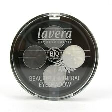 Lavera Beautiful Mineral Eyeshadow Quattro 01 Smokey Grey 3,2 g