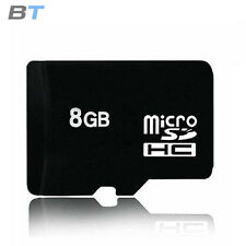 UK Seller  8GB Micro SDHC TF Memory Card For Android Tablet