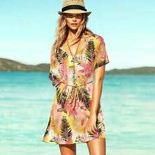 Women Dress Sundress Boho Short Sleeve Summer Sexy Party Cocktail Print Dresses