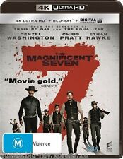 The Magnificent Seven (2016) - 4K Ultra HD