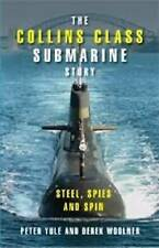 NEW The Collins Class Submarine Story by Peter Yule Paperback Book Free Shipping