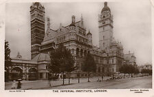 Vintage Postcard THE IMPERIAL INSTITUTE, LONDON c1907 (A5)
