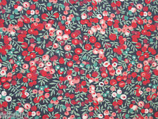 "LIBERTY OF LONDON KINGLEY CORD DESIGN ""Wiltshire Berry"" 1 METRE x 1.40 METRE"