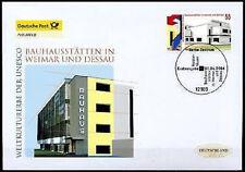 BRD 2004: Bauhaus Dessau Post-FDC der Nr 2394 mit Berliner Ersttagsstempel! 1701