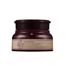 [Innisfree] Wine Jelly Sleeping Pack 80ml with  Red Wine and Green Complex