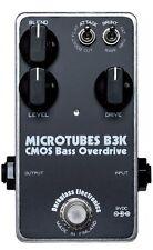 Darkglass Electronics Microtubes B3K 2.0 CMOS Bass Overdrive Effect Pedal