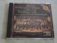 BERLIOZ / Symphonie Fantastique / BPO Barenboim / DDD 1985
