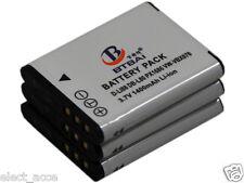 3 Battery for Sanyo VPC-PD1 VPC-PD2 VPC-GH1 VPC-GH2 VPC-GH3 VPC-GH4 VPC-CS1 CG88