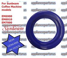 Sunbeam EM6900 EM6910 EM7000 Group Head Seal Part EM69116 NEW GENUINE IN STOCK