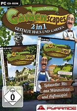 Gardenscapes 2 in 1 - PC - deutsch - Neu / OVP