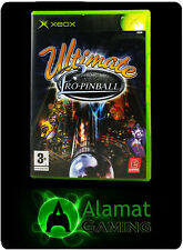 Ultimate Pro Pinball (xbox) VGC + Complete + Fast Free Postage