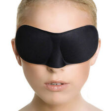 1pc Night Eye Sleeping Mask Padded Sleep Travel Shade Cover Rest Relax Portable