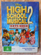 HIGH SCHOOL MUSICAL 2(EXTENDED EDITION), DVD G R4