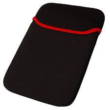 10 Zoll Tasche schwarz für Tablet Pc Case Softcase Schutzhülle Hülle Neopren