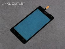 HUAWEI ASCEND Y530 Touchscreen Digitizer Display Glas - SCHWARZ / ORIGINAL / NEU