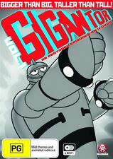 Gigantor - The Collection : Part 1 (DVD, 2010, 4-Disc Set) LIKE NEW REGION 4