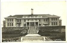"""OLD POSTCARD OF - No 28 STATE """"ODD-FELLOWS"""" HOME, CALDWELL, IDAHO - RP - ANDREWS"""