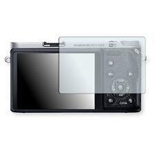 DISAGU Spiegel Displayfolie Displayschutz Schutz Folie für Samsung NX500