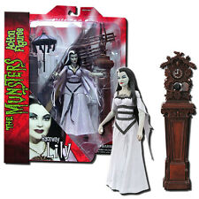 The Munsters Deluxe Action Figure Lily Munster - Diamond Select Toys