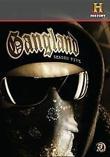 Gangland - Season 5 (DVD, 2010: 3 disc set)  BRAND NEW ... R4
