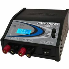0-15A 5-15V (200W) Adjustable Bench Top Power Supply - Fusion PS201ADJT
