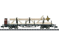 Minitrix 15928 - Flachwagen mit Ladegut DB - Spur N - NEU