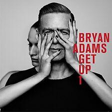 BRYAN ADAMS - GET UP CD ALBUM (Released October 23 2015)