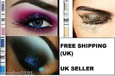 3 x SPARKLY GLITTER EYESHADOW-£4.99!! GOLD,BLUE,PURPLE,-LIMITED TIME OFFER!