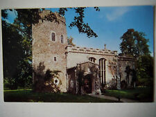 Hengrave Hall The Church Old Postcard