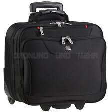 Business Trolley Notebook 15 Zoll Laptop Tasche Reise WENGER Rolling Office NEU