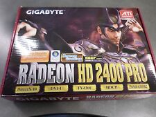 *NEW* Gigabyte Radeon HD 2400PRO 256MB 64-Bit GV-RX24P256H Video Card