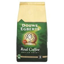 Douwe Egberts Real Coffee Medium Roast 1kg For Cafetieres Free UK Delivery