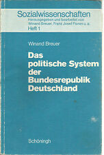 Das politische System der Bundesrepublik Deutschland  Winand Breuer