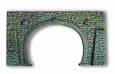 NOCH 58248 TUNNEL - PORTAL BRUCHSTEIN 2 GLEIS 2 GLEISIG 23,5 x 13 cm