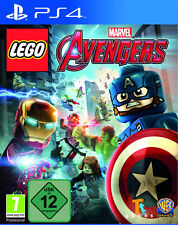 PS4 Spiel LEGO Marvel Avengers NEU&OVP Playstation 4