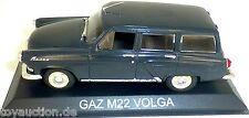 GAZ M22 Volga Kombi PKW anthrazit 014 NEU 1:43  µ