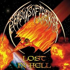 SEASONS OF THE WOLF Lost In Hell Digipak-CD ( o180a ) Power Metal - 162337