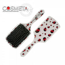 Head Jog 102 Ladybird Paddle Brush