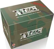 """THE A TEAM COMPLETE SERIES COLLECTION 27 DISC DVD BOX SET R4 """"NEW&SEALED"""""""