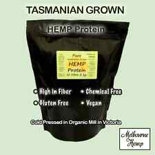Hemp Protein Powder High Fibre Australian Grown 4 kg = 2 x 2kg packs